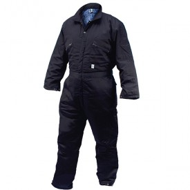 Padded Poly Cotton Coveralls
