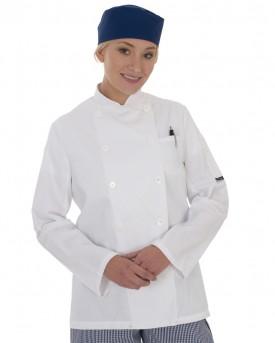 Dennys Long Sleeve Chefs Jacket (womens)