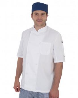 Dennys Short Sleeve Chefs Jacket