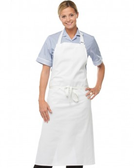 Dennys Pure Cotton Bib Apron