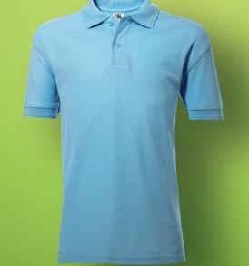 SG Mens Poly Cotton Polo Shirt