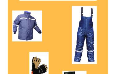 Feedback of Delf Coldstore Clothing