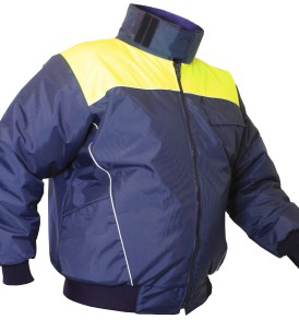 Cocoon Cold Store Bomber Jacket