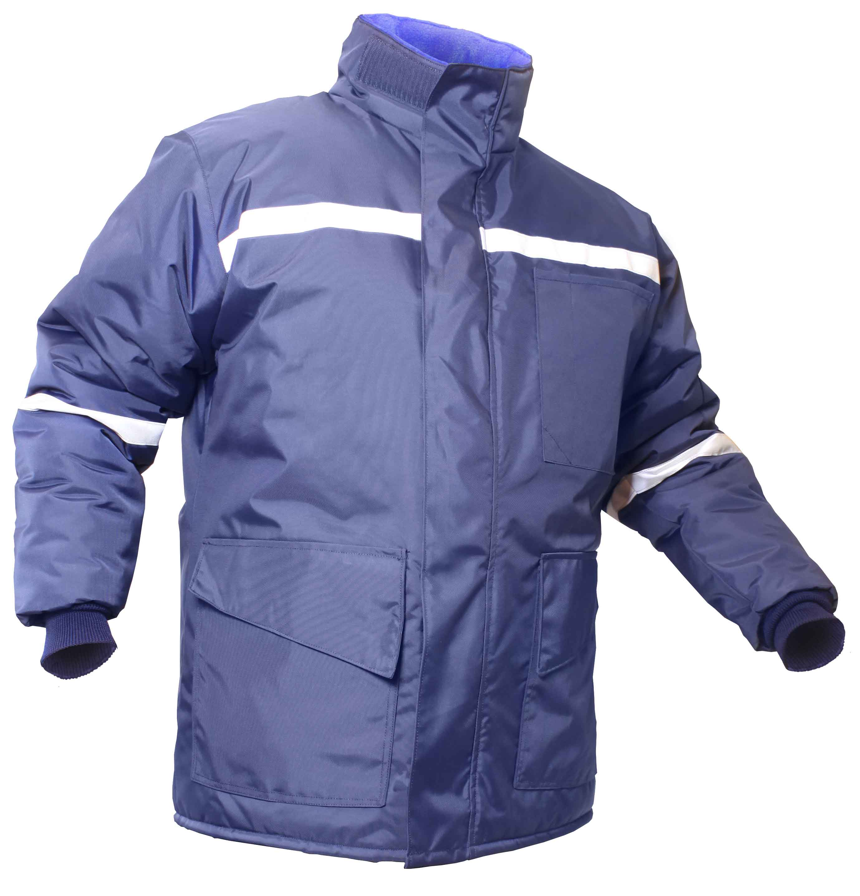 Cocoon Cold Store Jacket Delf Work Wear Clothing