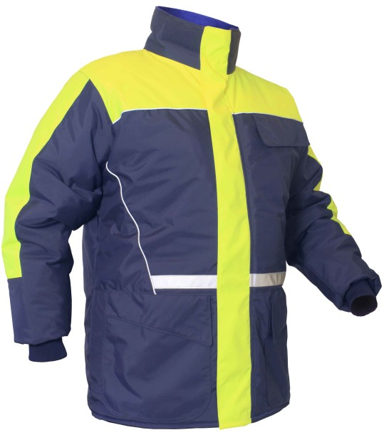 Cocoon High Viz Cold Store Jacket