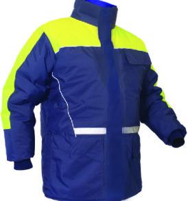 CC24HV Cocoon High Viz Cold Store Jacket
