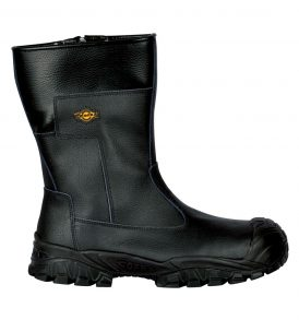 Oder Zip-Sided Leather Cold Store Boots