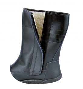 Zip-Sided Leather Cold Store Boots