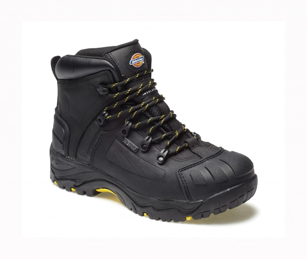 Safety Boots and Trainers now available from Delf Coldwear Solutions