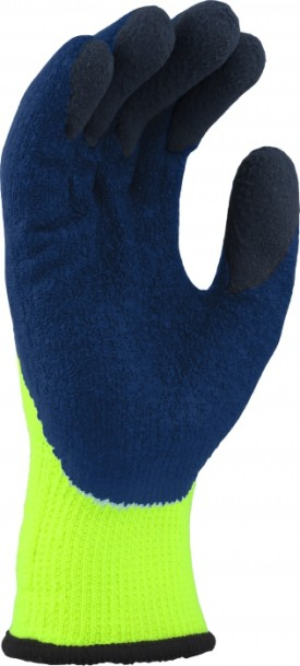 Hi-Viz therm grip glove PACK OF 10