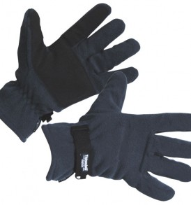 Thinsulate Fleece Gloves with grip palm