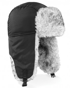 H14 Faux Fur Bomber Hat