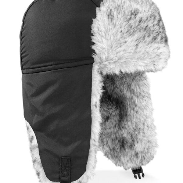H14 Faux Fur Bomber Hat