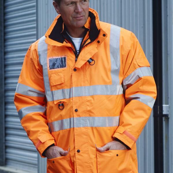 Hi Vis Multifunction Jacket