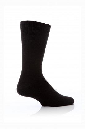 New X01 WFH055BLK thermal short sock