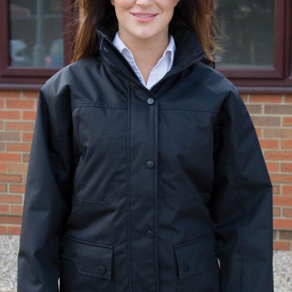 Result Workguard Lady Platinum Jacket
