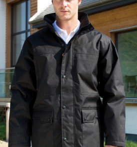 Result Workguard Mens Platinum Jacket