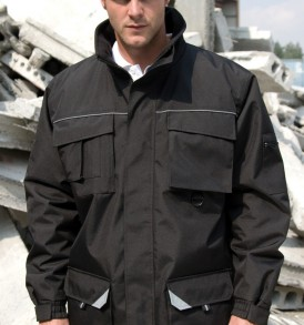 Result Workguard Sabre Long Coat
