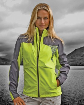 Spiro Ladies Team 3 layer Softshell Jacket