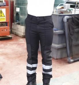 Yoko Reflective Ballistic Trousers (Reg)