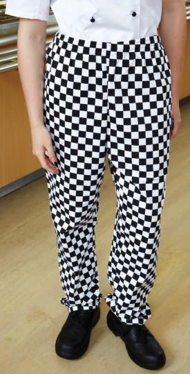 Dennys Check Trouser