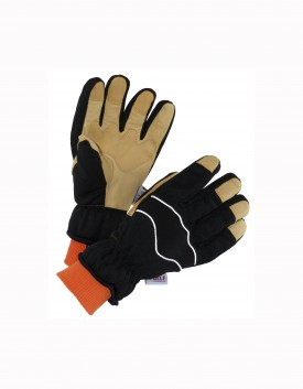 Hide Leather Palm Cold Store Gloves