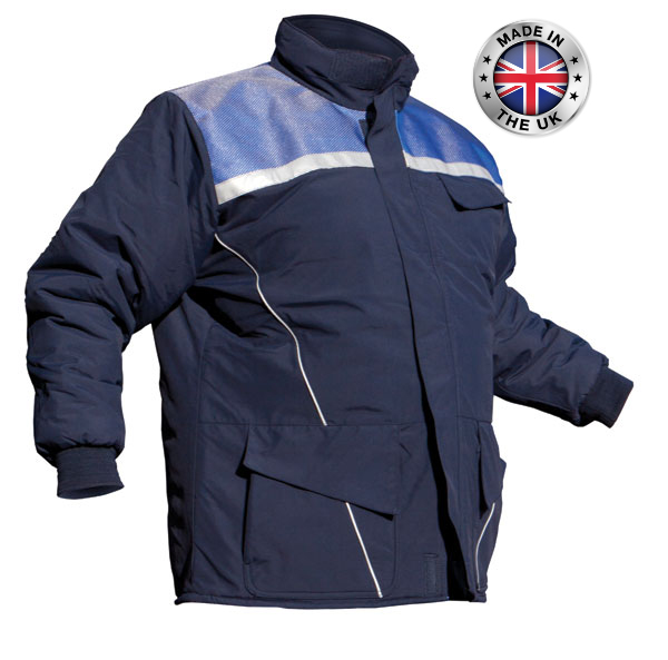 Nobody Wants Hypothermia Delf Work Wear Clothing