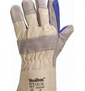 Venitex Cowhide Split Leather Gloves