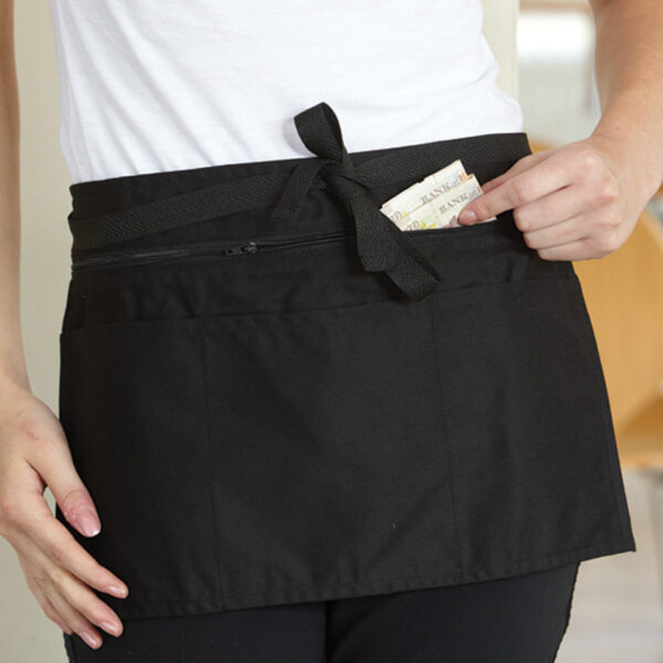 Dennys Full Zip Multi Pocket Apron