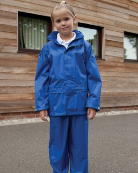 Result Core Junior Rain Suit