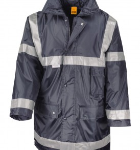 Result Work-Guard Management Coat