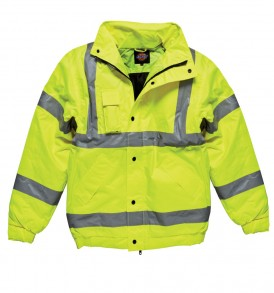 Dickies High Visibility Bomber Jacket