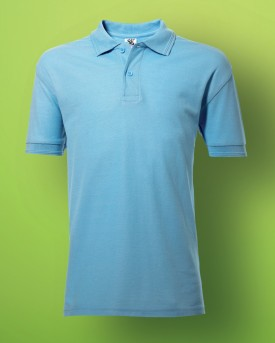 SG Mens Poly Cotton Polo Shirt