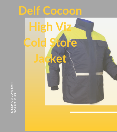 Featured Product of the Month: CC24 High Visibility Cold Store Jacket