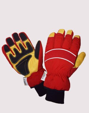 Leather Palm Cold Store Gloves with reinforced grip