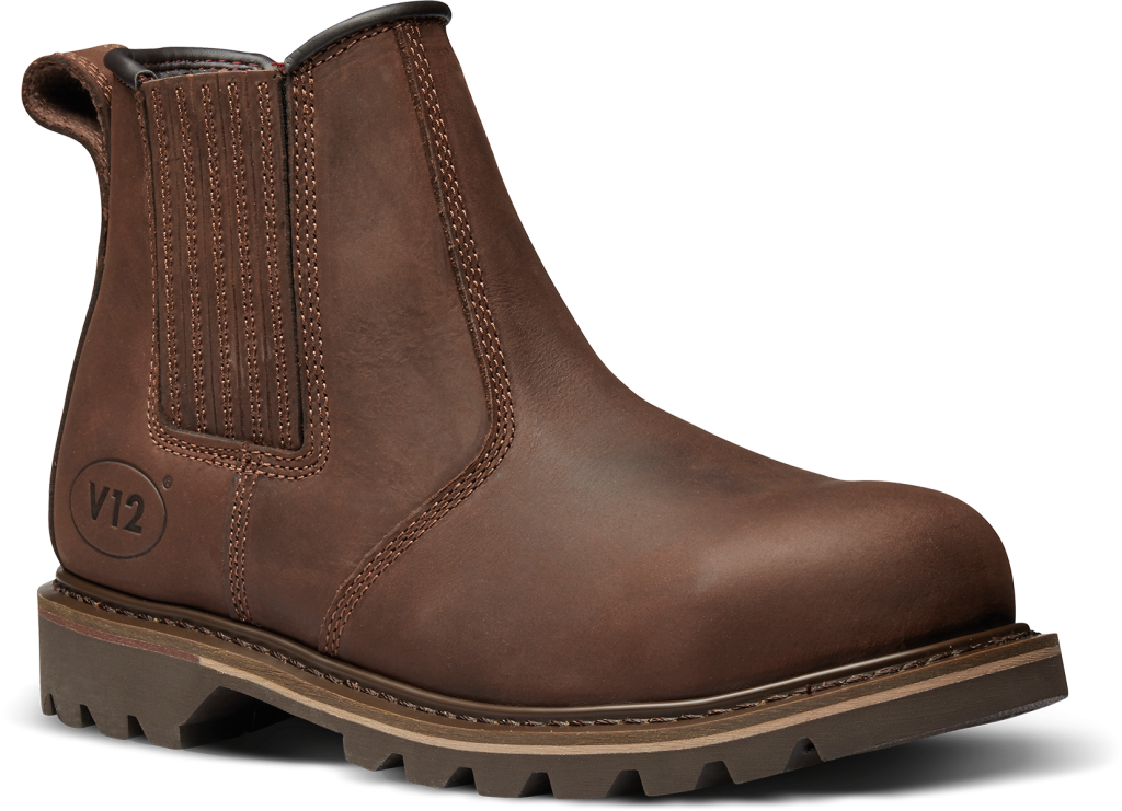 great quality look for good out x V12 Rawhide Leather Dealer Safety Boots - Delf   Work Wear Clothing
