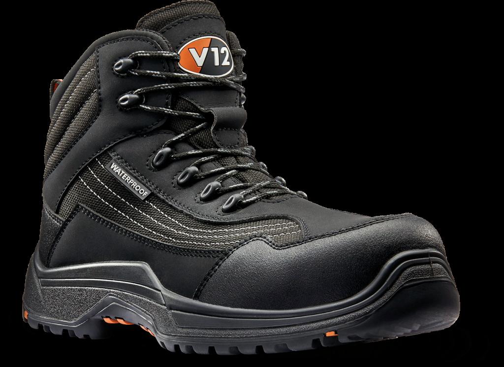 V12 Caiman Waterproof Safety Hiker