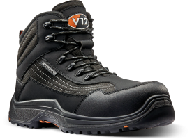 V12 Caiman Waterproof Safety Hiker Boots