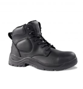 Rockfall Jet Side Zip Safety Boots