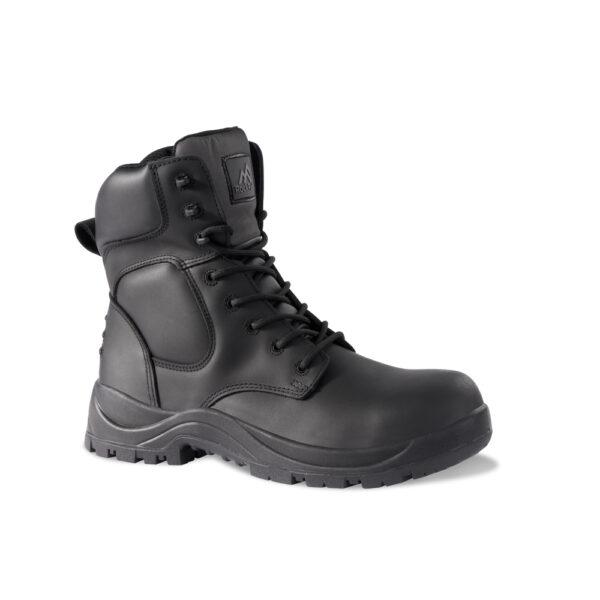Rockfall Melanite Side Zip Safety Boots