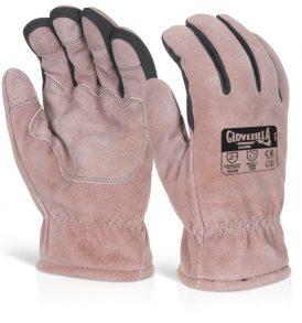 Glovezilla Thermal Leather Gloves
