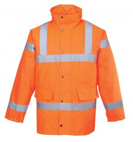 S460 Hi-Vis Traffic Jacket