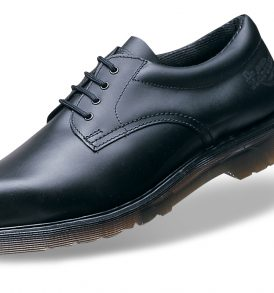 6735 Dr Martens Icon Black Padded Ankle Safety Shoes