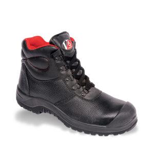 V12 Rhino Black Scuff Cap Chukka Boots