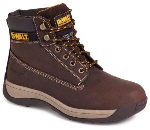De Walt Apprentice Nubuck Safety Hiker Boots
